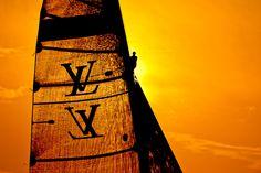 Sunset during Louis Vuitton Series Regatta in Dubai. Photo take by Juerg Kaufmann #americascup #regatta #sailing #yachtingphotographer #sailingphotography #sailingphotographer #sunset #louisvuitton #yachtinglifestyle #luxury #fineart #print
