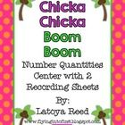 This is a great FREEBIE to use when studying number quantities to 20.  It is included with 2 recording sheets.  Enjoy!!!  Don't forget to follow my s...