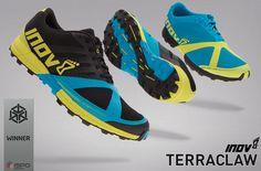 df06bf5637e4b Inov-8 Terraclaw 250 and 220 Trail Shoes