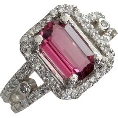Are you familiar with the beautiful gemstone, spinel?  According to the GIA website: Spinel is generally highly sought after by gem connoisseurs, and