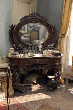 Un apartamento en París cerrado durante 70 años · Madame de Florian untouched apartment in Paris