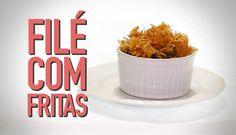 O canal brasileiro Cansei de Miojo criou uma versão de filé com fritas que vai ser impossível você errar. Que tal experimentar no seu almoço de família?