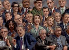 Liberalism is a Disease - Jon McNaughton  I AGREE!! THEY ARE PARASITES.