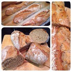 homECooking — #Bread #pain #Pan Dominguero….con masa madre de...