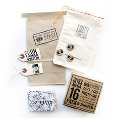 4 photography packaging ideas :: Branding + Presentation for Creatives