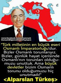 #AlparslanTürkeş #OsmanlıDevleti