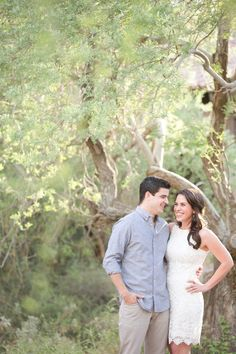 Scottsdale desert Engagement Session.