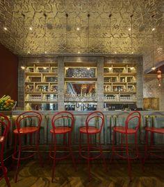 La Cantine (Singapore), Asia restaurant