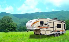 If you're on the market for a wheel, these 10 best-built fifth wheels ought to be on your radar. Of our 10 Ten Best Built Wheels the best one is. 5th Wheel Travel Trailers, Fifth Wheel Campers, Fifth Wheel Living, Cheap Rv, Keystone Montana, Unique Floor Plans, Stadium Seats, Rv Interior, Best Build