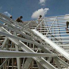 Spesialis baja ringan dan Renovasi atap 081291991539 atau 087776668261  Mengerjakan pasang atap baja ringan dan renovasi 50d00c75fd