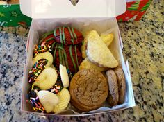Nutella turnover cookies {and Christmas cookie boxes} | The Baking Fairy