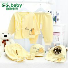 Find More Clothing Sets Information about 2015 5pcs Belt Cotton Newborn Baby Clothing Set Autumn GG Baby Boys Cheap Clothes Set Baby Girl Character Bebes Gift Infant Suit,High Quality Clothing Sets from GG. Baby Flagship Store on Aliexpress.com