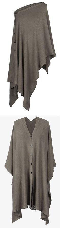 Oversize cardigan, $22.99! Free shipping & Easy Return + Refund! This is the most fabulous outfit we've seen all year! Because of it's color and style you will be able to wear it with so many different outfits!