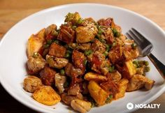 Kung Pao Chicken, Gluten Free Recipes, Free Food, Tapas, Chicken Recipes, Food And Drink, Turkey, Meals, Cooking