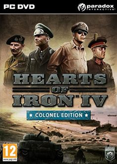 hearts of iron 4 pc