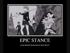 epic stance