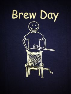 Homebrew+T+Shirt+for+the+Craft+Beer+Brewer++by+TheBrewDay+on+Etsy,+$20.00