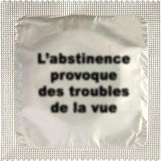 Préservatif Abstinence