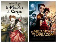 Mathias Malzieu - La mecánica del corazón (Book vs Film)