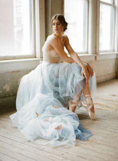 Ballet Boudoir inspiration: http://www.stylemepretty.com/little-black-book-blog/2015/04/21/butterfly-ballet-boudoir-session/ | Photography: Archetype - http://archetypestudioinc.com/