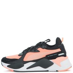 Step back into the with The Men's Puma (GS) RS-X Toys Sneakers, this shoes is the definition of vibe this sneaker features a chunky sole with amazing vibrant upper color blocking. These sneakers featured Pumas innovative Mens Puma Shoes, Puma Sneakers, New Sneakers, Air Max Sneakers, Sneakers Women, Puma Slippers, Buy Nike Shoes Online, Puma Sandals, Puma Outfit