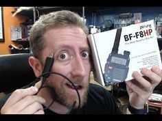 BaoFeng Ham Radio Complete Setup And Programming! Best Ham Radio, Radios, Radio Channels, Ham Radio Antenna, Electrical Projects, Rc Hobbies, Two Way Radio, Radio Frequency, Emergency Preparedness