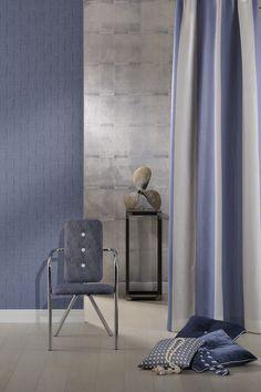 """ITALY collection. Carta da parati effetto 3D """"Edo"""""""