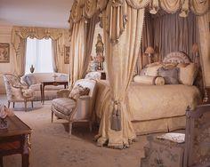 Classical Interiors, Timeless Elegance, Old World - William R. Eubanks Interior Design, Inc.