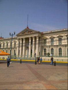 Palacio Nacional  Lugar Histórico de San Salvador
