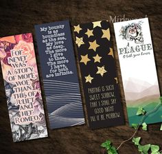 Creative Bookmarks, Diy Bookmarks, Reading Bookmarks, Crochet Bookmarks, Parent Gifts, Teacher Gifts, Free Printable Bookmarks, Bookmark Craft, Watercolor Bookmarks
