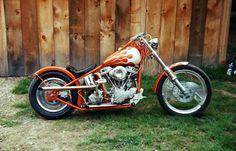 Harley Davidson Panhead.