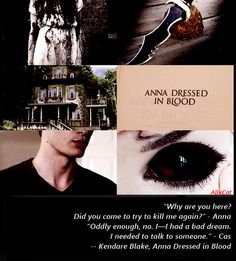 Anna Dressed In Blood By Kendare Blake Pdf