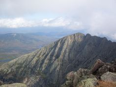 Knifes Edge, BSP  Maine  Heading here in a few weeks. Can't wait to be on top of this one!!!!