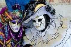 venice carnival: Venice mask Stock Photo
