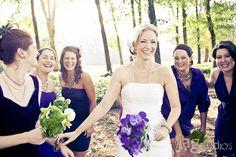 Purple & Green Bouquets Purple Suits, Greenhouse Wedding, Bridal Portraits, Purple Flowers, Green Bouquets, Floral Arrangements, Wedding Photos, Brides, Wedding Stationery Pictures
