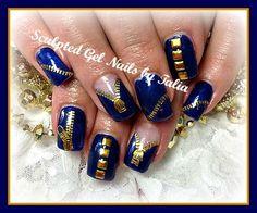 Denim Nail Art...wow