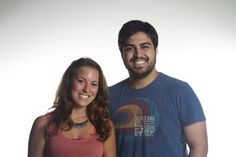 Isadora Perry Clark e Gabriel Padilha - Dupla vencedora do Portfólio de Ouro - Turma 31 Escola de Criação da ESPM Rio.