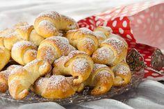 Rogaliki topione Polish Recipes, Polish Food, Croissant, Pretzel Bites, Nutella, Bread, Cookies, Sweet, Ale