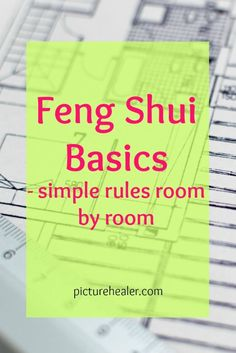 feng shui basic room by room