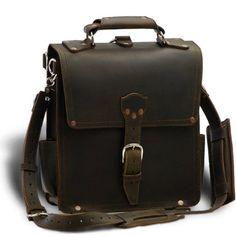 Saddleback Leather Messenger Bag