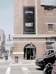 Chelsea Market in NYC - a real destination!