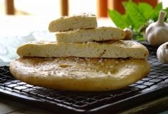 Garlic and Herb Focaccia