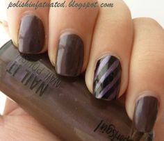 20 Popular Fall/Winter Nail Design Ideas