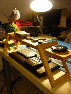 DIY - 手作小木架