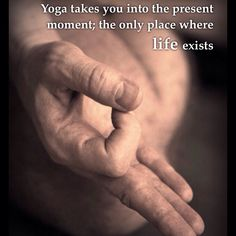 Remember to be truly present at all times.  #Quotation #Yoga #Adamantine_Yoga
