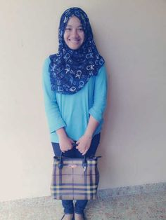 #me#hijabstyle#blue