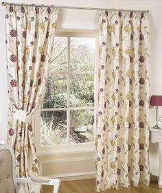 Tuscany Ready Made Curtains