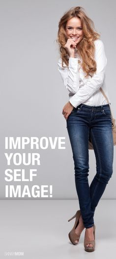 Levi's launches built in 'shapewear' jeans Life Is Tough, Skinny Mom, Self Image, Happy Women, Body Image, Best Self, Along The Way, Self Esteem, Get Healthy