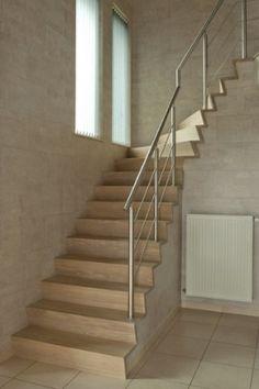 foto's voorbeelden inspiratie voor Trappen - Decotrap bvba Stairs, Design Inspiration, Staircases, Interior Design, Houses, Ornaments, Home Decor, Nest Design, Homes