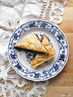 Chocolate Hazelnut Baklava: A Delicious Variation on a Classic Middleeastern Treat